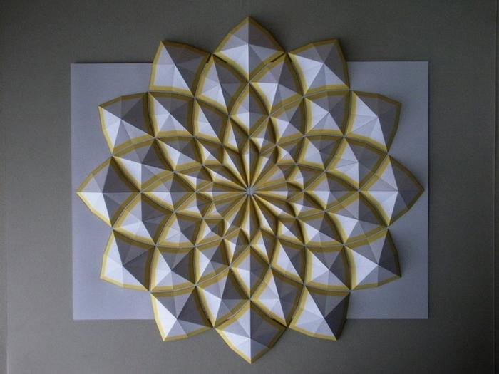 Удивительное бумажное творчество от Kota Hiratsuka