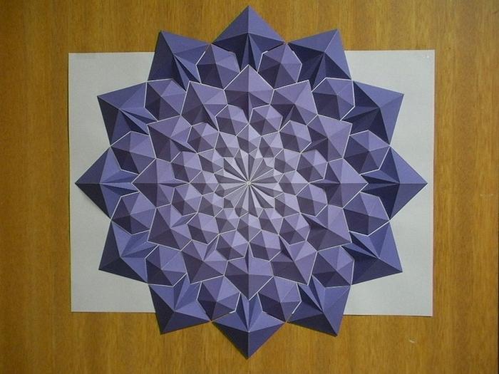Одно из оригами Kota Hiratsuka