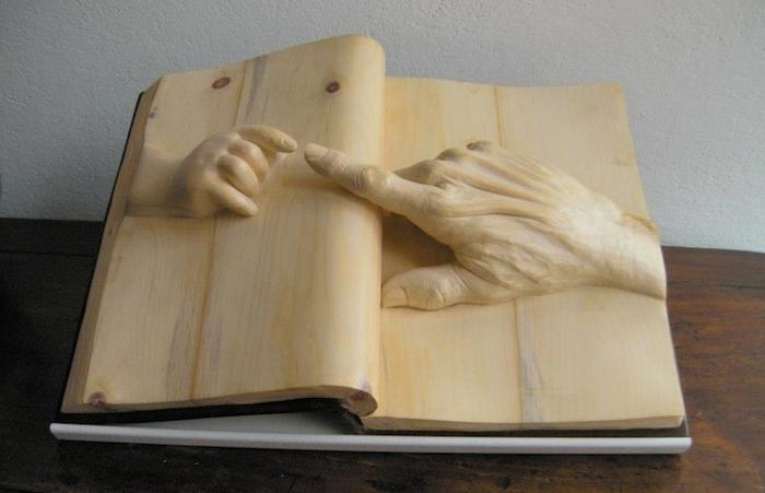 Скульптура Нино Орланди