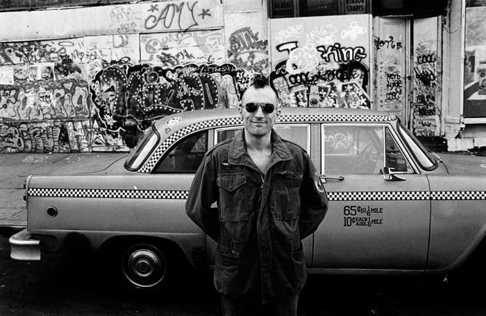 Роберт Де Ниро: фото Стива Шапиро