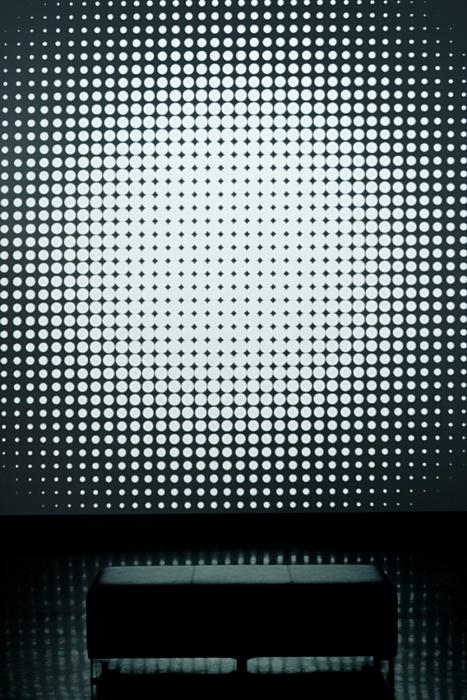 Инсталляция Симеона Нельсона Plenum
