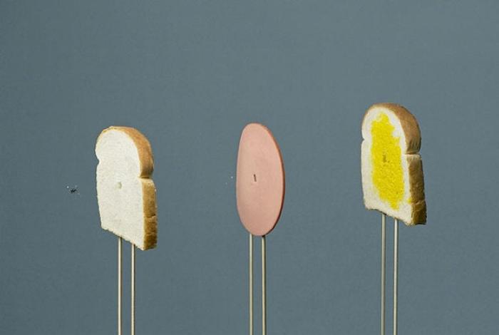 Махинации с едой от Brock Davis