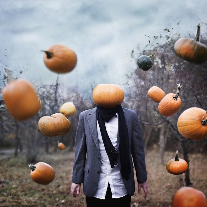 Почти что Хэллоуин от Bryan Durushia