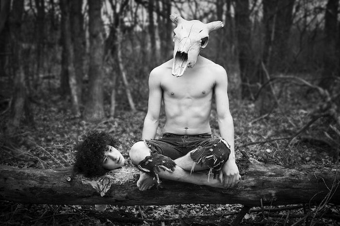 Безголовые фотомодели Bryan Durushia