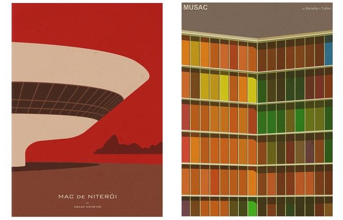 Постеры Андре Чиоте