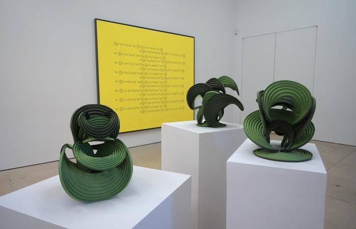 Выставка работ Эрика Демейна