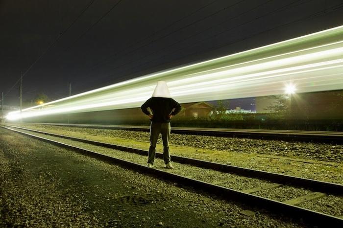 Фото из цикла Die Lampe