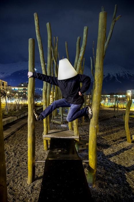 Die Lampe в Инсбруке