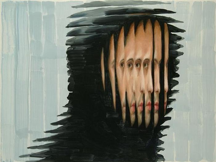 Головокружительная живопись Динеша Гицци