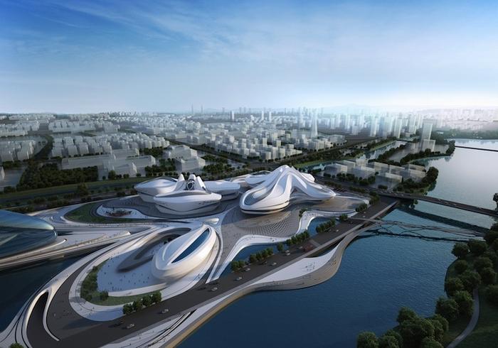 Культурный центр в Чанша