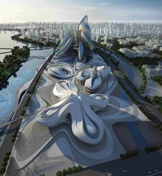 Концепт от Zaha Hadid Architects