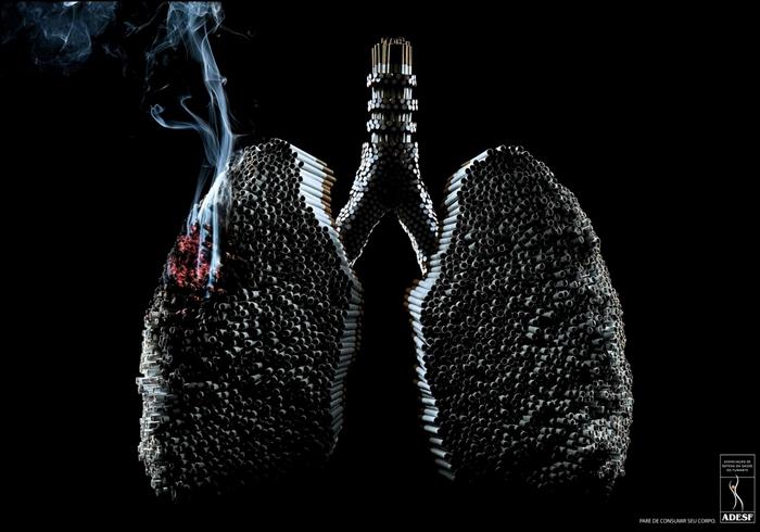Маркус Хауссер против курения