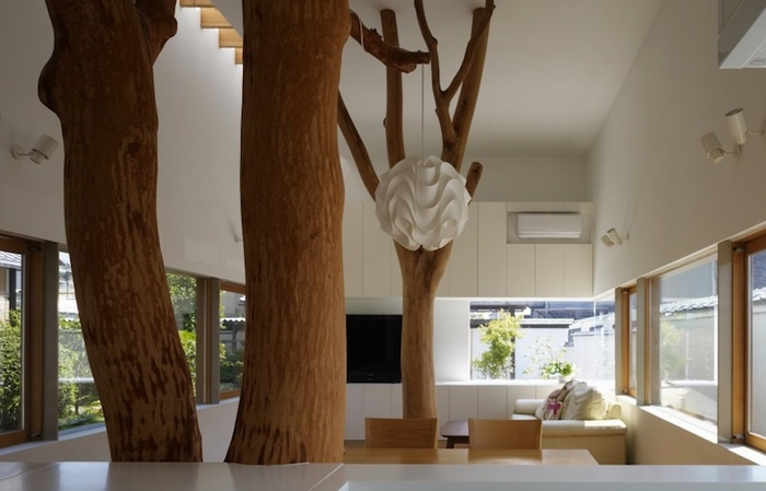 Интерьерный дизайн от Hironaka Ogawa & Associates