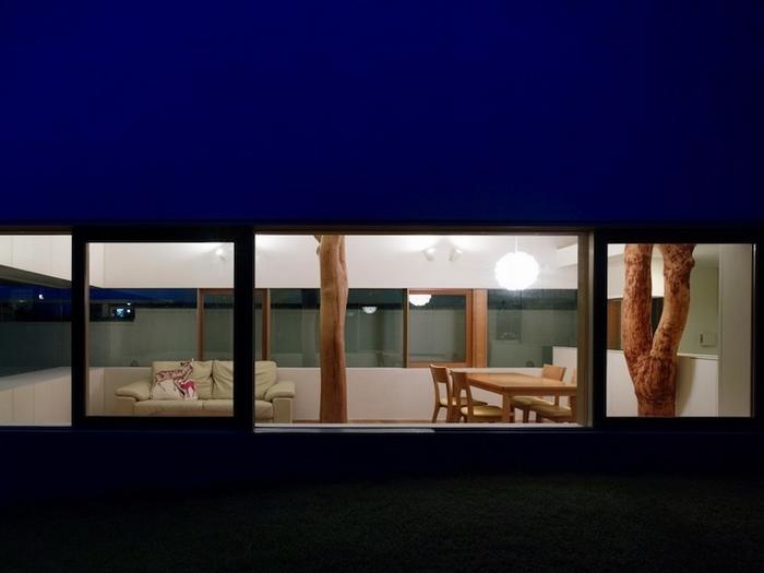 Дизайн комнаты: Hironaka Ogawa & Associates