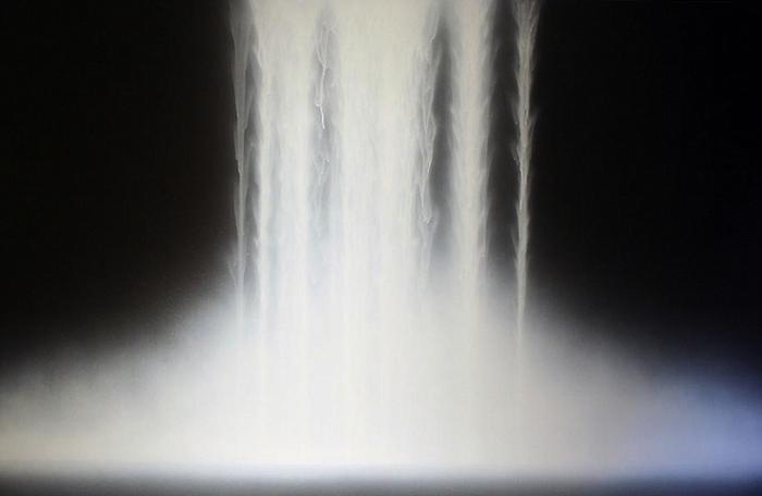 Одна из работ Hiroshi Senju