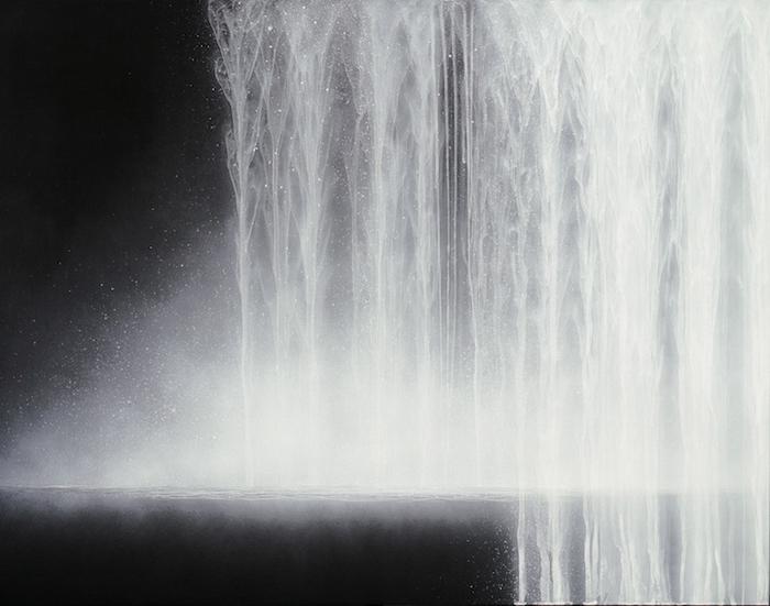 Экологически чистый водопад от Хироши Сенджу
