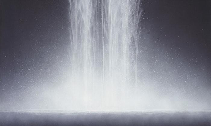 Один из водопадов Сенджу