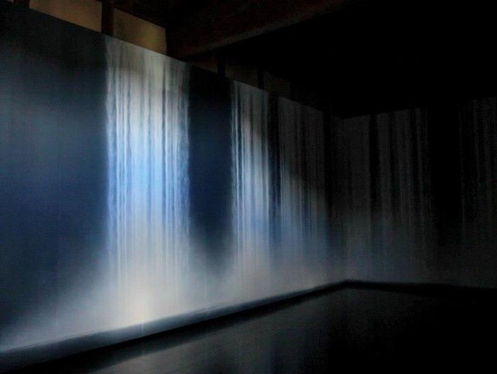 На выставке Hiroshi Senju