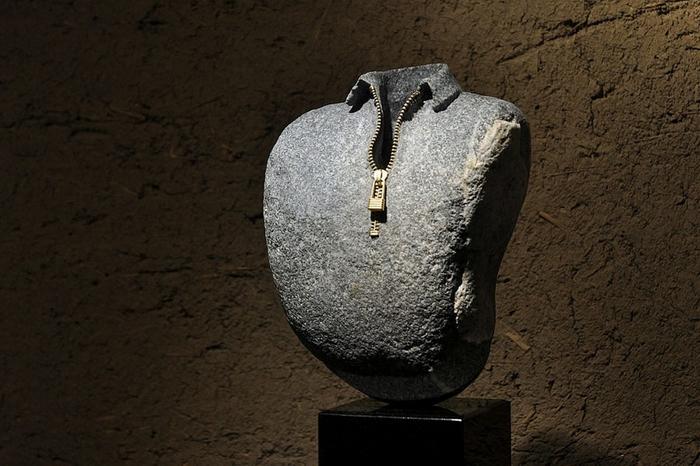 Скульптура Хиротоши Ито