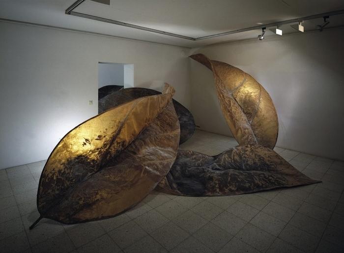 Инсталляция Каарины Кайкконен