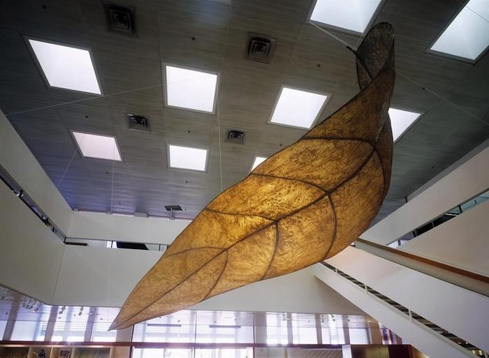 Листья, да не листья Каарины Кайкконен
