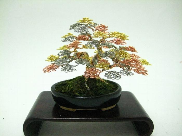 Дерево от Кен То в горшочке Джима Барретта