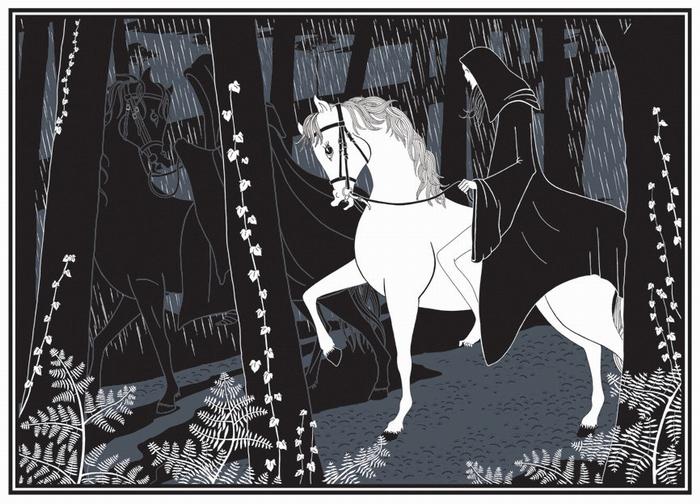 Мифологическое творчество L.J. Le Rolland