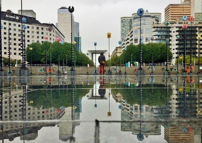 Париж по версии Joanna Lemanska