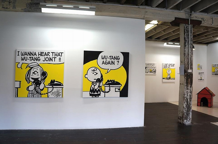 Чарли Браун плюс Wu-Tang Clan