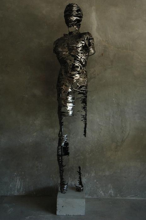 Деконструированный человек ван дер Мьюлена