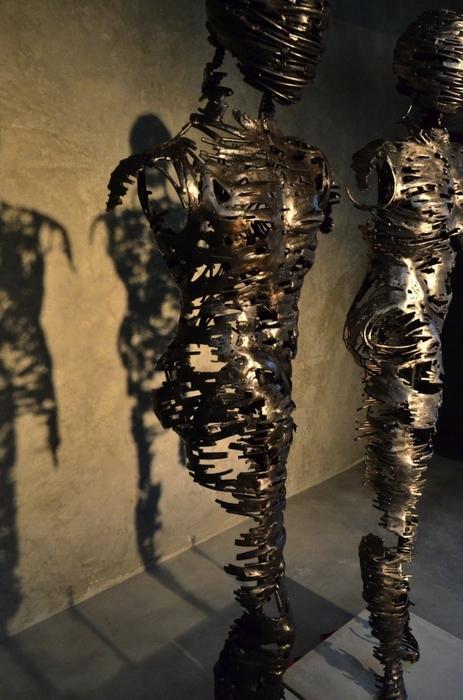 Личное и общественное в скульптуре ван дер Мьюлена