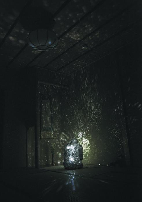 Инсталляция Михоко Огаки