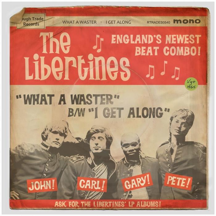 Новая обложка для The Libertines