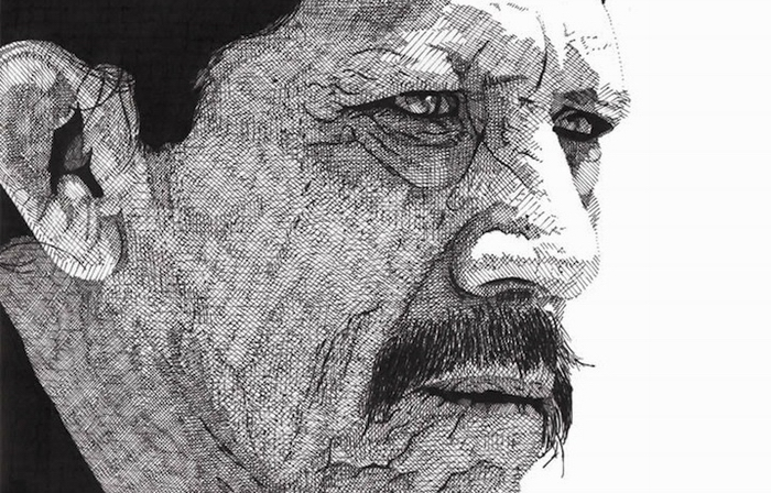 Дэнни Трехо. Рисунок Rik Reimert