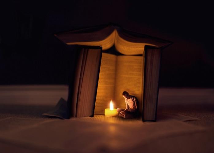 Книжный домик Джоэла Робинсона