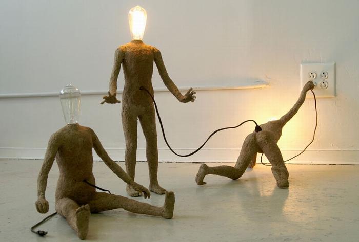 Электрические люди Стивена Шахина