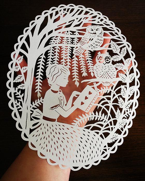 Сказочное искусство от Sarah Trumbauer