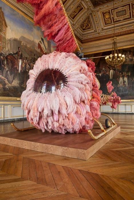 Инсталляция от Joana Vasconcelos