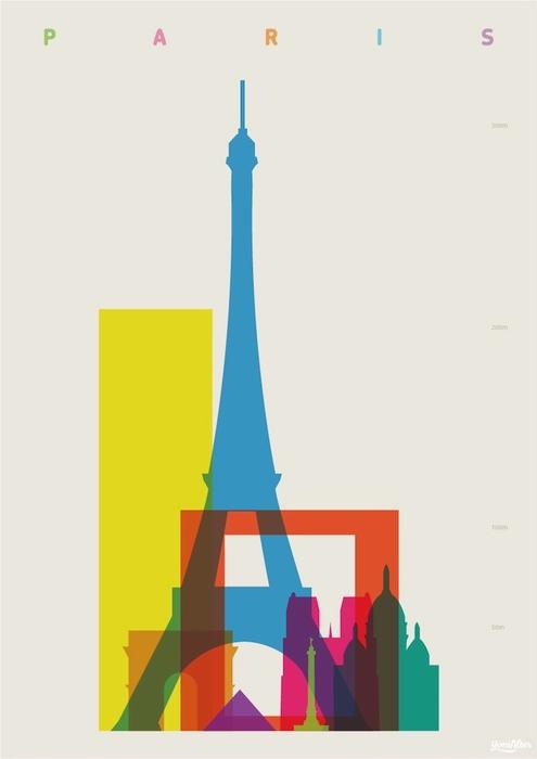 Париж. Автор: Yoni Alter
