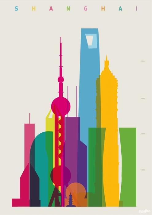 Шанхай. Автор: Yoni Alter
