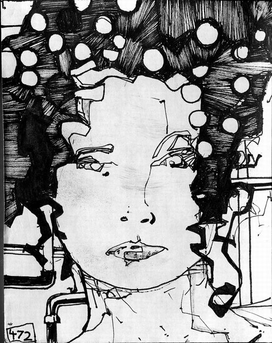 Рисунок Зака Смита
