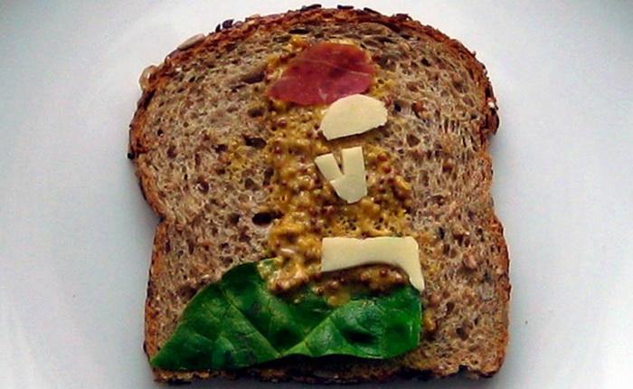 Серия «Sandwich Artist». Дань уважения Климту