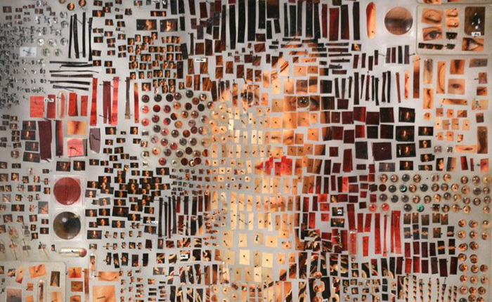 Скрупулёзное изучение человека: работа Майкла Мэйпса (Michael Mapes)