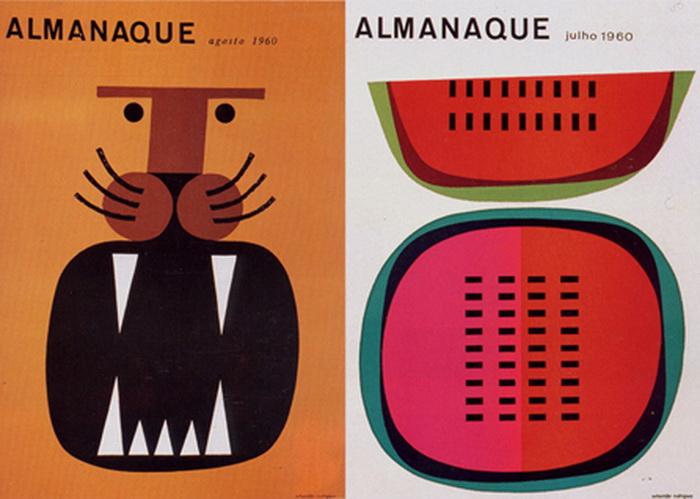Работа выдающегося португальского иллюстратора Себастьяна Родригеса (Sebastiao Rodrigues)