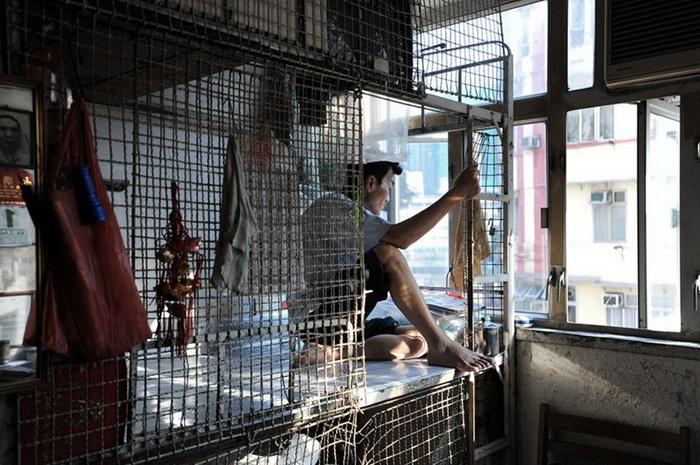 Шокирующий фоторепортаж Брайана Кесси (Brian Cassey) из Гонконга