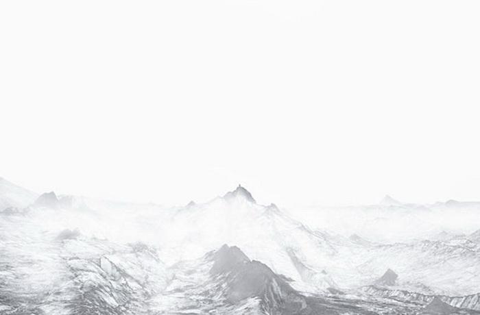 Серия «A Portrait of Ice» Калеба Каина Маркуса (Caleb Cain Marcus)