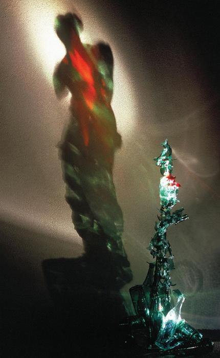 Удивительные скульптурные работы Дита Вигмана (Diet Wiegman)