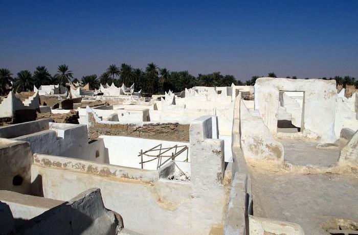 Город-оазис Гадамес (Ghadames)