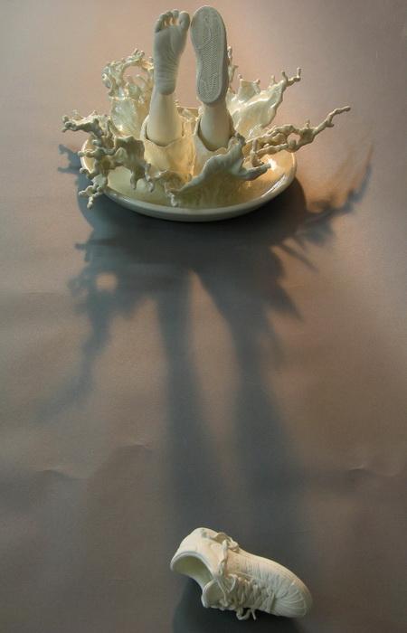 Удивительная скульптура Джонсона Тсанга (Johnson Tsang)