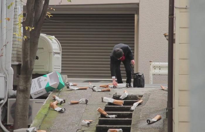 Остроумная акция по уборке мусора, организованная энтузиастами из Reflection Project